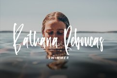 Bluepoint - Handwritten Font Product Image 3