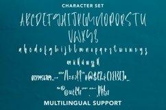 Web Font Bluepoint - Handwritten Font Product Image 6