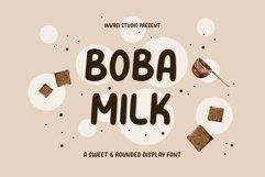 Boba Milk - Sweet & Rounded Product Image 1
