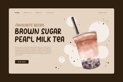Boba Milk - Sweet & Rounded Product Image 4