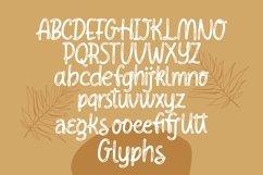 Web Font Bobacha - Fancy Hand Drawing Font Product Image 3