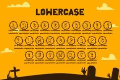Bone Halloween Monogram Product Image 4