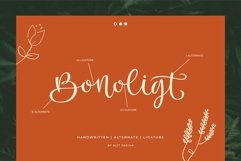 Bonoligt Typeface Product Image 3