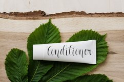 Bosthing - Modern Calligraphy Font Product Image 5