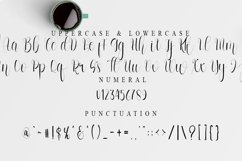 Bosthing - Modern Calligraphy Font Product Image 2