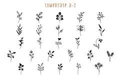 Botana - Botanical Dingbat Product Image 2