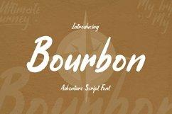 Web Font Bourbon Font Product Image 1