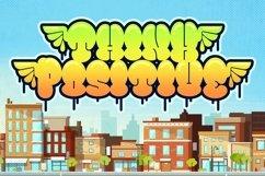 Bowings Graffiti Font Product Image 2