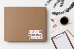 Thank You for Your Business PNG Stickers Bundle Product Image 5