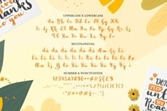 Web Font Breakfast Font Product Image 5