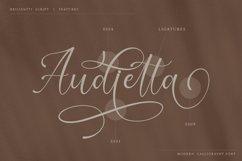 Briliantti beautiful Script Font Product Image 2