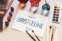 Bristleline Font | Open Type & Woff Product Image 4