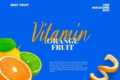 Web Font Brisyan Font Product Image 5