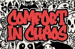Brockers Urban Graffiti Art Font Product Image 4