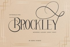 Brockley Product Image 1