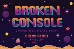 Broken Console Product Image 1