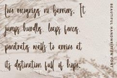 Web Font Brooklyn - Beautiful Handwritten Font Product Image 6