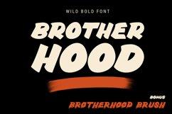 Brotherhood - Masculine Adventurous Font - Branding and Logo Product Image 1