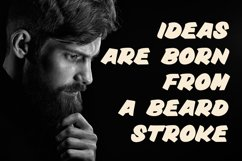 Brotherhood - Masculine Adventurous Font - Branding and Logo Product Image 2