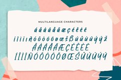 Bucknord - Marker Font Product Image 6
