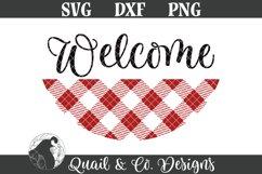 Christmas Sign SVG Bundle, Round Christmas Sign Bundle Product Image 6