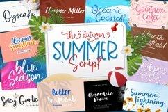 The Autumn Summer Script Bundle Product Image 1