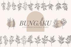 Bungaku - Dingbat Font Product Image 1