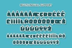 Web Font Bunny Blocks - Easter Display Font Product Image 6