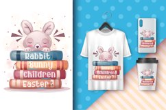 Bunny Flower - Display Font Product Image 4