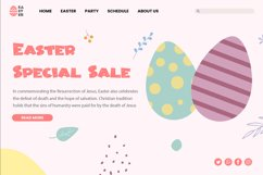 Bunny Friendly - Easter Display Font Product Image 2