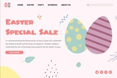 Web Font Bunny Friendly - Easter Display Font Product Image 2