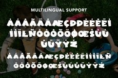 Web Font Bunny Friendly - Easter Display Font Product Image 5