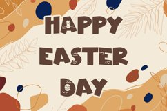 Bunny Lover - Easter Display Font Product Image 2
