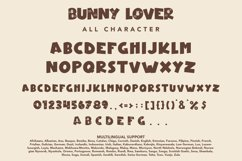 Bunny Lover - Easter Display Font Product Image 4
