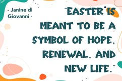 Bunny Place - Easter Display Font Product Image 2