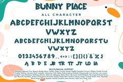 Bunny Place - Easter Display Font Product Image 5