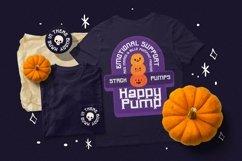 Web Font Bunsa - Halloween Font Product Image 2