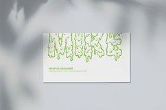 Zombie Fonts   Melt! Product Image 6