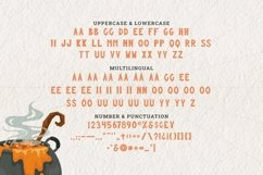 Web Font BUSTER Font Product Image 4