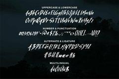 Web Font Butlooks - A Stylish Handwritten Font Product Image 5