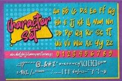 Butterpress - Grungy cartoon font brush Product Image 2