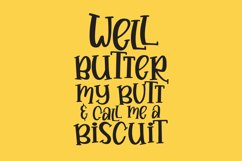 Buttery - a quirky hand drawn serif font! Product Image 2