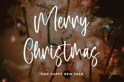 Butterball - Christmas Display Font Product Image 6