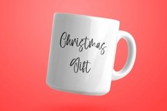 Web Font Butterball - Christmas Display Font Product Image 2