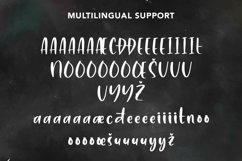 Web Font Butterflies - Cute Handletter Font Product Image 6