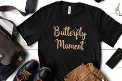 Butterfly - A Modern Handwritten Font Product Image 4
