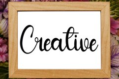 Buttertime - A Elegant Handwritten Font Product Image 2