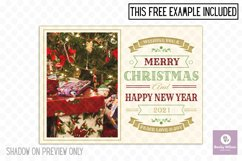 Christmas Cards - Add The Year Product Image 3