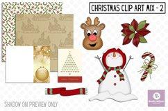 Christmas Clip Art Mix Bundle Product Image 3