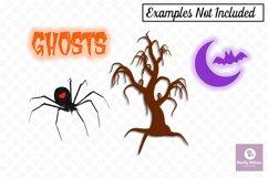 Halloween SVG - Brushes - Borders Bundle Product Image 6